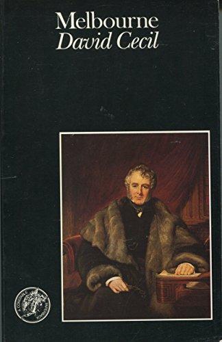 9780094670907: Melbourne (Biography & Memoirs)