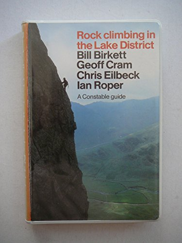 9780094676404: Rock Climbing in the Lake District (Guides)