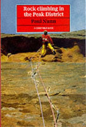 9780094676602: Rock Climbing in the Peak District (Guides)