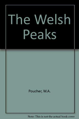 9780094679504: The Welsh Peaks
