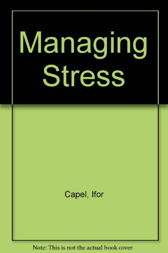 9780094680104: Managing Stress