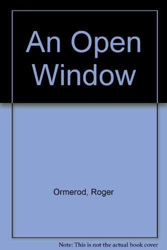 9780094682306: An Open Window