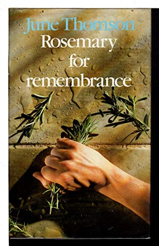 9780094682603: Rosemary for Remembrance (Crime Club Ser.)