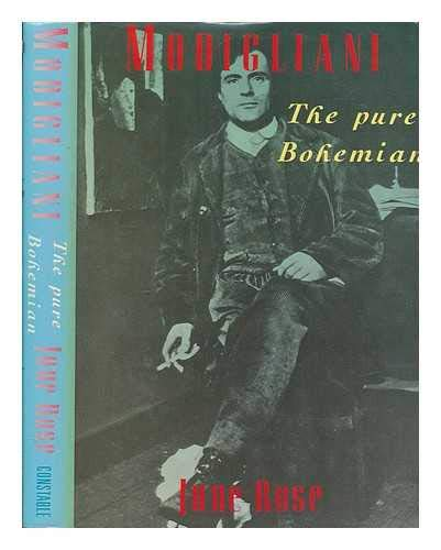 9780094685505: Modigliani: The Pure Bohemian