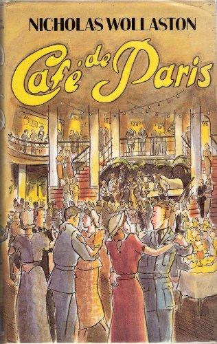 9780094685802: Cafe de Paris (Fiction - general)