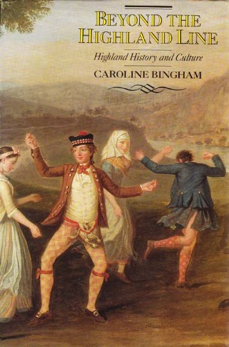 9780094687905: Beyond the Highland Line: Highland History and Culture (History and Politics)