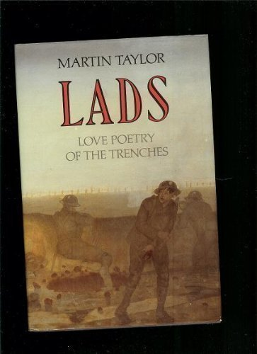 9780094688308: Lads: Love Poetry of the Trenches