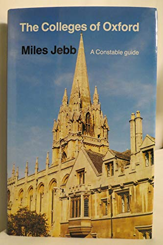 9780094691803: A Guide To The Colleges Of Oxford (Biography & Memoirs)