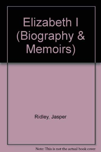 Elizabeth I: Ridley, Jasper