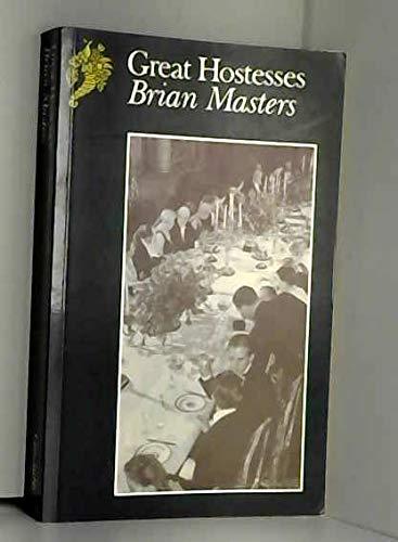 9780094692206: Great Hostesses (Biography & Memoirs)