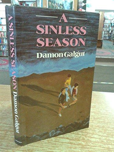 9780094693005: A Sinless Season