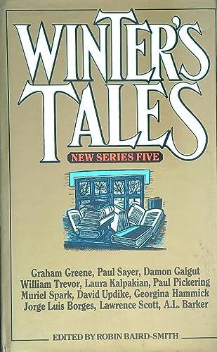 9780094693500: Winter's Tales: New Series Five
