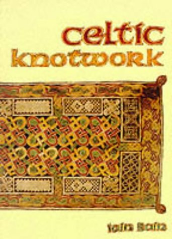 9780094698109: The Celtic Knotwork (Celtic interest)