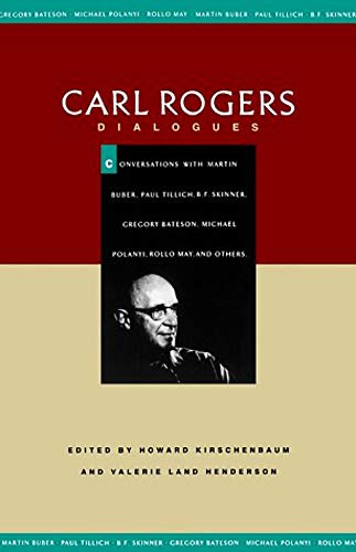 9780094698307: Carl Rogers Dialogues (Psychology/self-help)