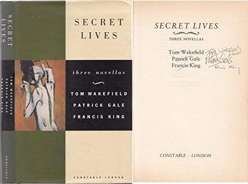 9780094707405: Secret Lives: Three Novellas