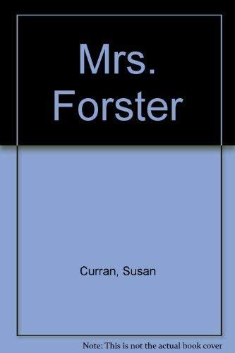 9780094707900: Mrs. Forster