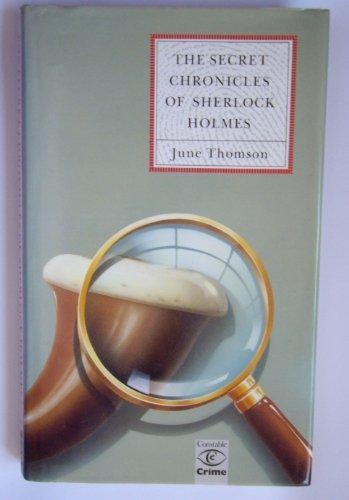 Secret Chronicles of Sherlock Holmes: THOMSON, June