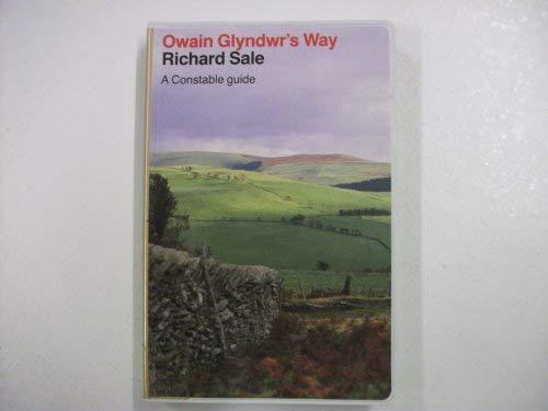 9780094713109: Owain Glyndwr's Way (Guides)