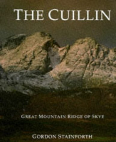 9780094715509: Cuillin: Great Mountain Ridge of Skye (Photography)