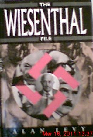 9780094715707: The Wiesenthal File (History & Politics)