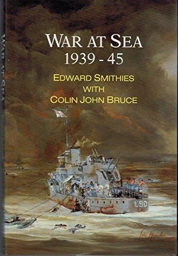 9780094715905: War at sea