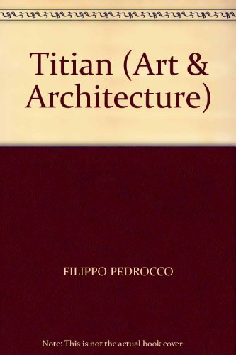 9780094721302: Titian (Art & Architecture)