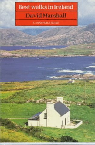 9780094724709: Best Walks in Ireland (A Constable guide)