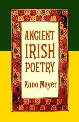 9780094733800: Ancient Irish Poetry (Literature & criticism)