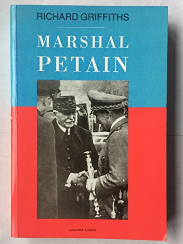 9780094738102: Marshal Petain