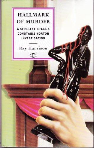 9780094744103: Hallmark of Murder (Fiction - crime & suspense)