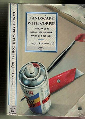 9780094749603: Landscape with Corpse (Fiction - crime & suspense)