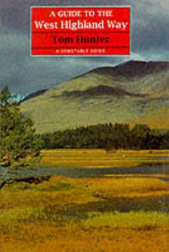 9780094753303: A Guide to the West Highland Way (A Constable guide)