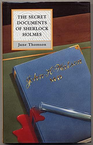 9780094759305: The Secret Documents of Sherlock Holmes