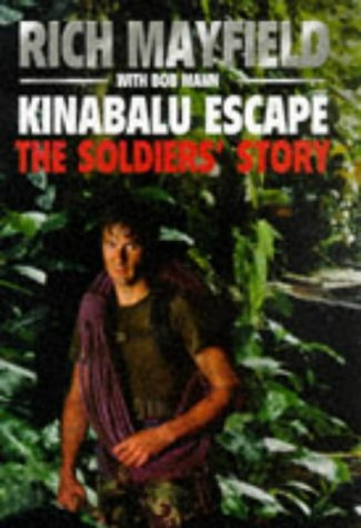 9780094769700: Kinabalu Escape: The Soldiers' Story