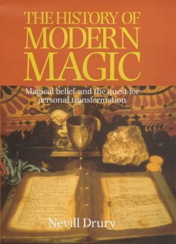 9780094787407: History of Magic in the Modern Age: A Quest for Personal Transformation