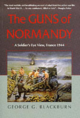 9780094787605: The Guns of Normandy