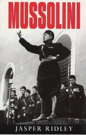 9780094790605: Mussolini