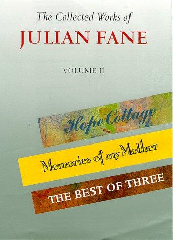 9780094791800: Collected Works of Julian Fane (v. 2)