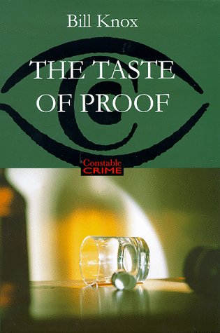 9780094799202: The Taste of Proof (Constable crime)