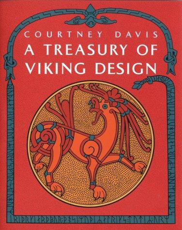 9780094799400: A Treasury of Viking Design