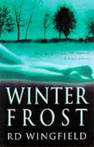 9780094801608: Winter Frost (Fiction - general)