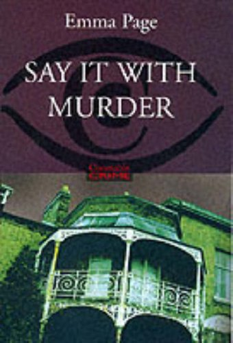 9780094804302: Say it with Murder (Constable Crime)