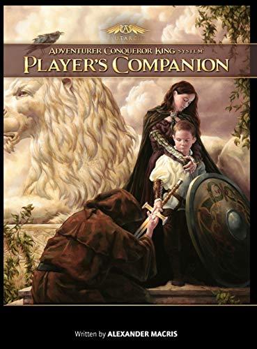 Player's Companion: Macris, Alexander