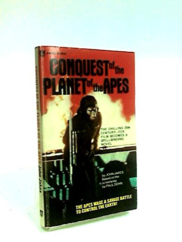 9780095132411: Conquest of the Planet of the Apes