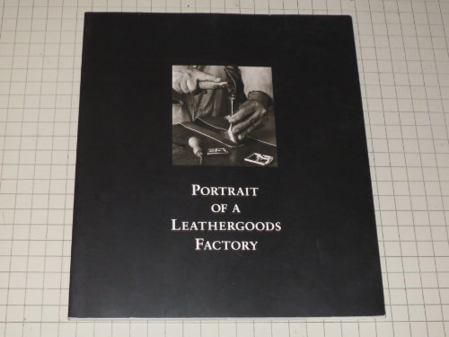 9780096012385: Portrait of a Leathergoods Factory