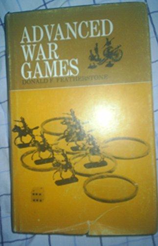 9780098073506: Advanced War Games [wargames].