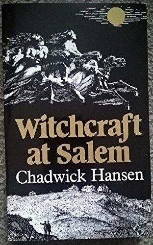 9780099039105: Witchcraft at Salem