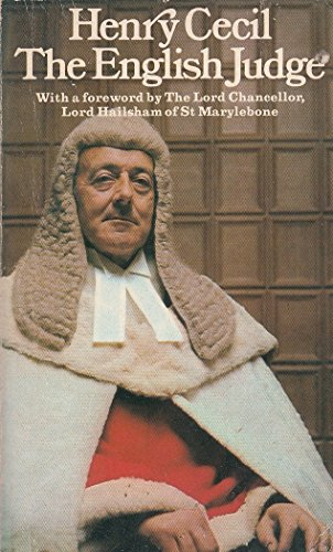 9780099058304: The English judge
