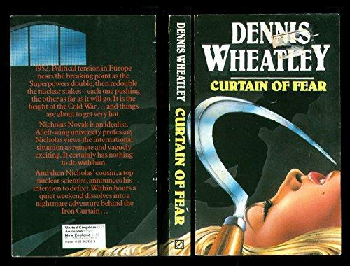 Curtain Of Fear: Wheatley, Dennis