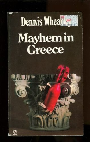 9780099059707: Mayhem in Greece